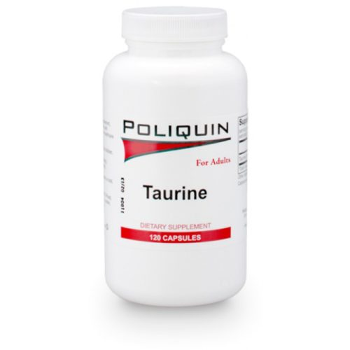 Bottle of Taurine